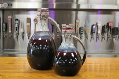 The Andromeda Growlers from Southern Growler are 64 and 32 ounce beer growlers for draught to go beer. These growlers are hand-made from start to finish by our potters in our studios in the one and only Huntsville, Alabama. Our growlers make perfect gifts for any craft beer lover or for the hard to buy for person on your shopping list! | Shop this product here: http://spreesy.com/southerngrowler/1 | Shop all of our products at http://spreesy.com/southerngrowler    | Pinterest selling powered…