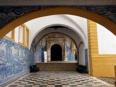 Convento de Sao Bernardo. Portalegre