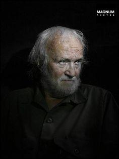"""Josef Koudelka by Christian Caujolle in Le Monde (c)Antoine D'Agata / Magnum Photos"""