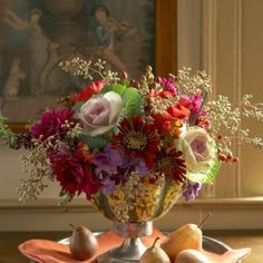 Arrangement by Mona of Providence Designs