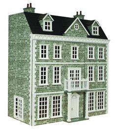 4 Story Trelawney Manor - Brick Finish