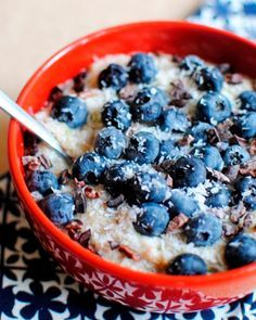 30 healthy breakfast recipes pictured: Oatless Oatmeal With Zucchini