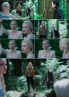 """Emma and Snow Queen - 4 * 3 """"Rocky Road."""""""