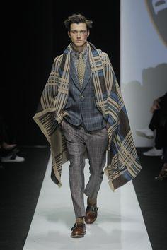 Look 17 at Vivienne Westwood #AW1516 MAN