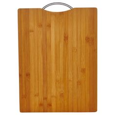 George Home Bamboo Chopping Board With Handle