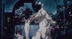 """Ghost in the Shell"" (1995) - Mamoru Oshii"