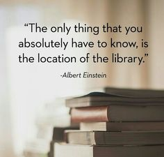 The only thing that you absolutely need to know is the location of the library.
