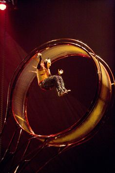 The Out Traveler G.P.S.*: Kooza: Cirque du Soleil in NYC