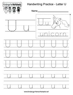 Letter O writing practice worksheet for kindergarten kids. This series of handwriting alphabet worksheets can also be cut out to make an original alphabet card or booklet. Handwriting Worksheets For Kindergarten, Letter Tracing Worksheets, Preschool Writing, Preschool Letters, Preschool Worksheets, Subtraction Worksheets, Tracing Letters, Free Preschool, Preschool Kindergarten