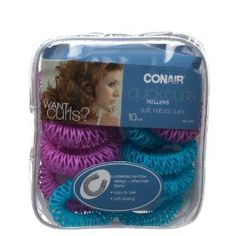 conair self grip rollers you can buy at amazon but i got