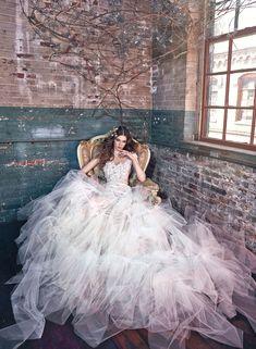 Introducing couture's new star: Galia Lahav