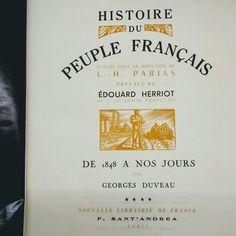 HISTOIRE du PEUPLE FRANCAIS - www.label-emmaus.co Livres Anciens, Peuple e5e4c35c857