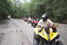 Go ATVing in Hernando County, Florida