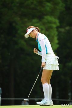 ナイスパーセーブ! School Girl Outfit, Girl Outfits, Ladies Golf, Sport Girl, Asian Woman, Ballet Skirt, Cosplay, Lady, Sports