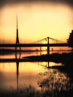 Riga, my Riga....
