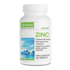 NeoLife Zinc, chelated, 150 tablets