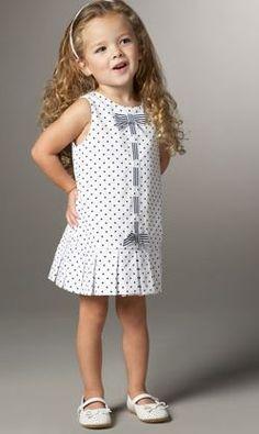 Florence Eiseman Polka-Dot dress