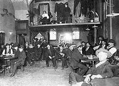 The Bodega Saloon; Saloon culture inspires a number of our pieces, as does a round or two of good drink.