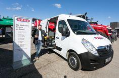 Neue Service-Qualität für Landmaschinen Van, Vehicles, Tractors, Car, Vans, Vehicle, Vans Outfit, Tools