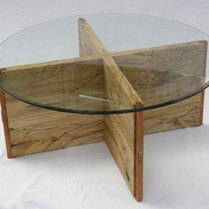X Coffee Table By Corwin Butterworth