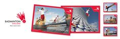 Badminton England, the national governing body of badminton have asked Bluegreen to create a complete package of promotional material again. . http://www.bluegreendesign.co.uk/our-work/market-sectors/sports/