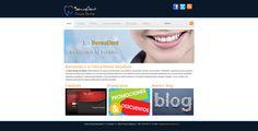 Proyecto para Clínica Dental - Inicio #diseñoweb #paginasweb #DiseñadorWebValencia #DiseñadorWeb