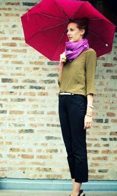 18 Fabulous Fashion Tips for Short Girls ...   NO to crop pants!