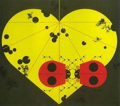 2011 Charley Harper Show at Fabulous Frames & Art | Fabulous ...