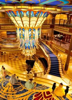 Disney Dream Cruise Ship: Wendy Perrin's Favorite Family Resorts : Condé Nast Traveler #travelcompanion
