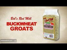 Organic Raw Buckwheat Groats :: Bob's Red Mill Natural Foods