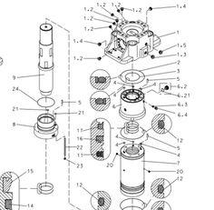 Atlas Copco Sb300 Hydraulic Breaker Hammer