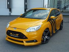 #SouthwestEngines Wolf Racing Ford Focus ST 2013