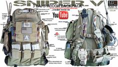 Tactical Vest, Tactical Clothing, Tactical Survival, Survival Kits, Survival Prepping, Bushcraft Kit, Combat Gear, Tactical Equipment, Tac Gear