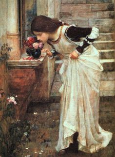Ophelia, John William Waterhouse