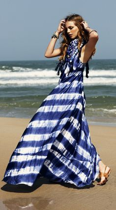 Fashion Bows: Another day at the beach