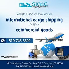 provides International and Domestic Commercial cargo Shipping Services for your Commercial Goods at affordable rates. Cargo Services, Business Centre, Commercial, Ship, Ships