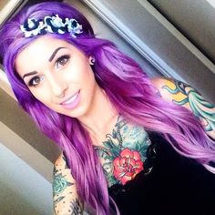 Airica Michelle | via Facebook - Great now  want purple