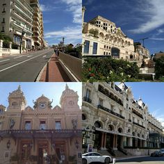 #PortHercule Walking the circuit - casino square by ianoshorty from #Montecarlo #Monaco