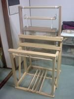 Home made loom, Japan