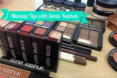 Makeup Tips with Sonia Kashuk | Musings of a Housewife #targetinnercircle #makeup #beauty