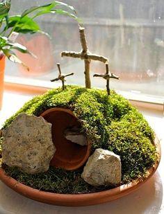 Spring Garden idea
