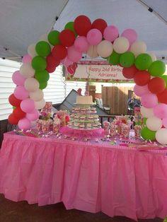 Adriannas 2nd Birthday | CatchMyParty.com