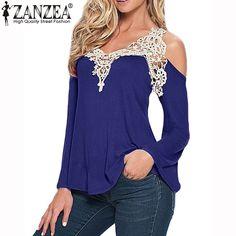Encontrar Más Blusas y Camisas Información acerca de 6 colores Blusas Femininos…