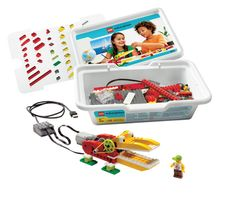 Robotics products for education [LEGO Education WeDo]