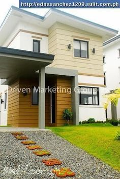 Browse 426891 results on OLX Philippines. Modern Zen House, Philippine Houses, Bedroom Floor Plans, My Room, Master Bedroom, House Ideas, Exterior, House Design, Homes