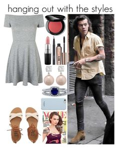 """""""Untitled #843"""" by fatima-styles102 ❤ liked on Polyvore featuring Topshop, Billabong, Bobbi Brown Cosmetics, Benefit, MAC Cosmetics, BERRICLE and Isaac Mizrahi"""