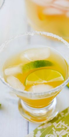 Orange-Lime Margarita – the easiest, best and most refreshing margarita ever with fresh orange juice, lime juice and loads of tequila | rasamalaysia.com