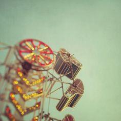the zipper- my favorite ride as a child. photo by irene suchocki