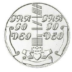 Celtic Wedding Coin