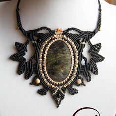 #macrame #macramé #micromacrame #micromacramejewelry #jewelry #macramejewelry  #macraméjewelry  #necklace #necklaces  #macramenecklace